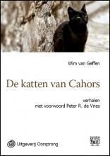 Wim Van Geffen De katten van Cahors - grote letter uitgave