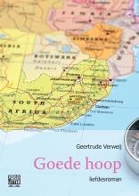 Geertrude  Verweij Goede hoop -grote letter uitgave