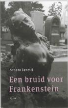 Sandro  Zanetti Een bruid voor Frankenstein