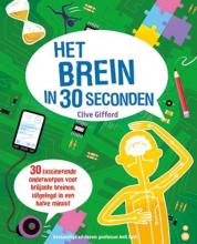 Clive Gifford , Het brein in 30 seconden