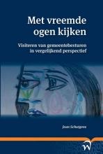 Jean   Schutgens Met vreemde ogen kijken