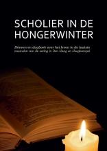 Saskia Pieterse Paul Besseling  Frans Nieuwenhuis  Jan-Willem Pieterse, Scholier in de Hongerwinter