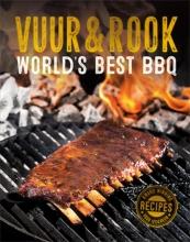Martijn Schimmel , Vuur & Rook World`s Best BBQ