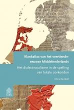 Chris De Wulf , Klankatlas van het veertiende-eeuwse Middelnederlands