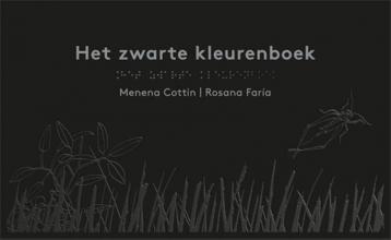 Rosana  Faria Het zwarte Kleurenboek