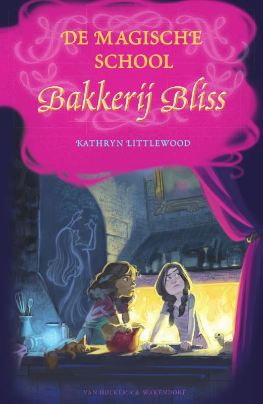 Kathryn Littlewood,De magische school Bakkerij Bliss