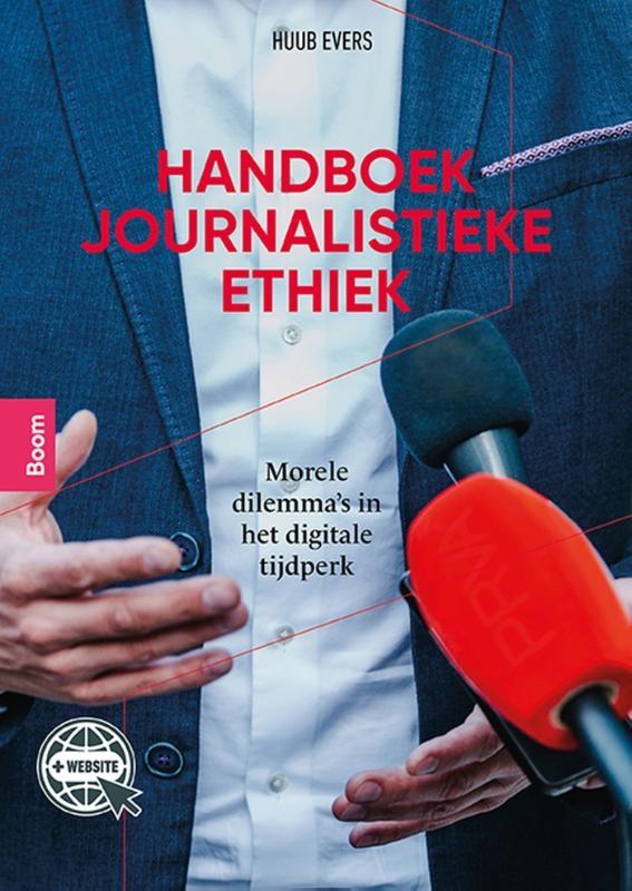 Huub Evers,Handboek journalistieke ethiek