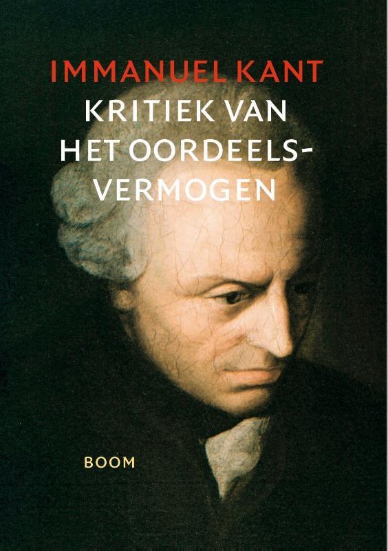 Immanuel Kant,Kritiek van het oordeelsvermogen