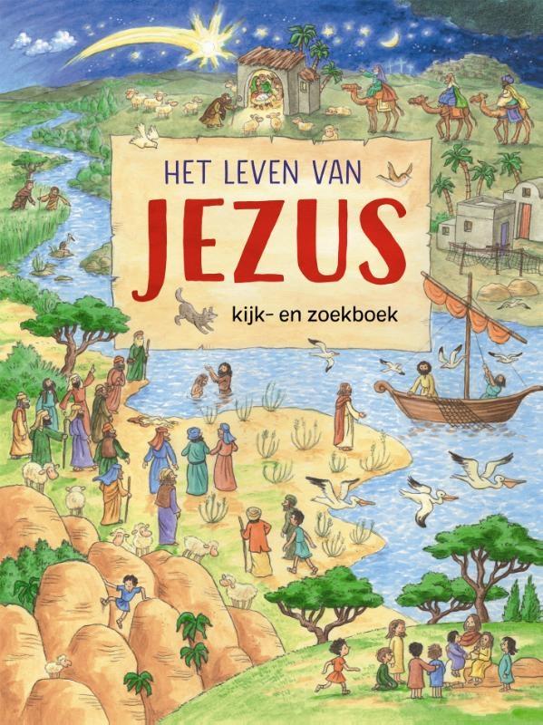 Reinhard Abeln,Het leven van Jezus