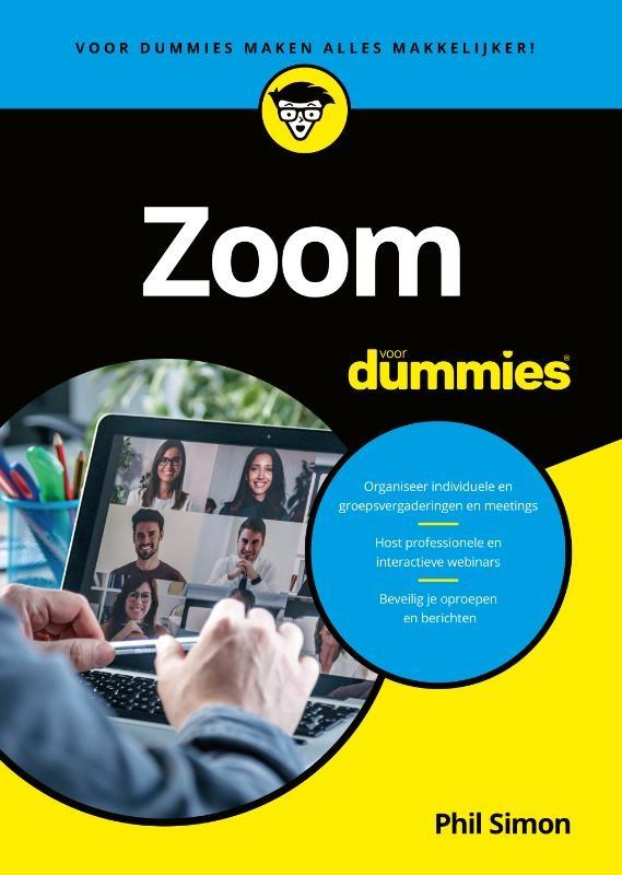 Phil Simon,Zoom voor Dummies