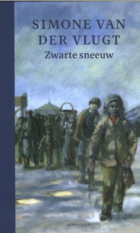 Simone van der Vlugt,Zwarte sneeuw