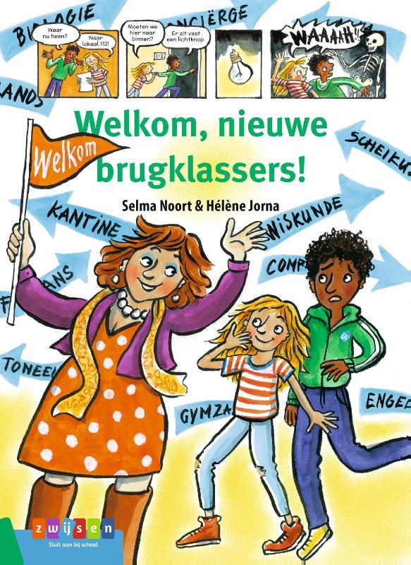 Selma Noort,Welkom, nieuwe brugklassers!