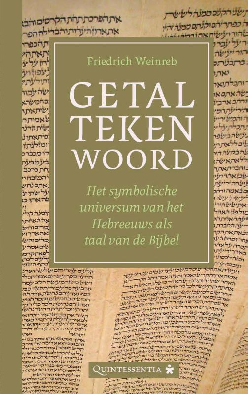 Friedrich Weinreb,Getal - teken - woord