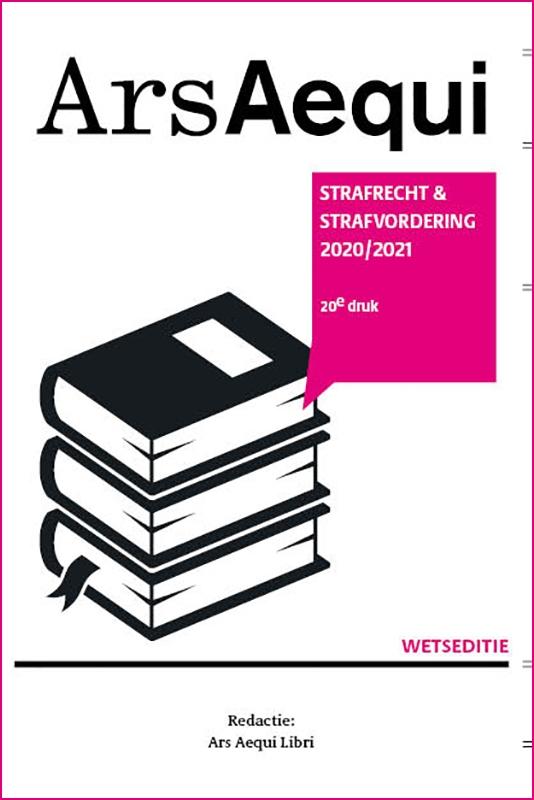 ,Strafrecht & strafvordering 2020/2021