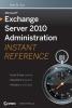 St. Cyr, Ken,Microsoft Exchange Server 2010