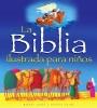 James, Bethan,La Biblia Ilustrada Para Ninos