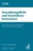 Investitionspflicht und Investitionshemmnisse,Mietrecht zwischen den Interessen des Vermieters und des Mieters. Rechtsstand: Juni 2010