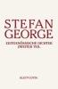 George, Stefan,Zeitgenössische Dichter. Teil II