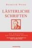 Heine, Heinrich,Lästerliche Schriften