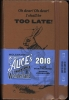 ,Moleskine 12 month limited edition planner - alice - daily - pocket - coral orange