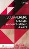 ,Sociaal memo arbeidsongeschiktheid & zorg 2016