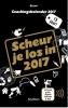 <b>Aty  Boers</b>,Coachingskalender - Scheur je los in 2017