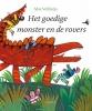 Max  Velthuijs,Het goedige monster en de rovers