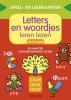 ,<b>Speel- en leerkaarten - Letters en woordjes leren lezen (+5 j.)</b>