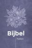 ,Bijbel (HSV) met Psalmen - vivella paars