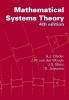 G.J.  Olsder, J.W. van der Woude, J.G.  Maks, D.  Jeltsema,Mathematical systems theory