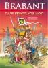 <b>Henk  Wittenberg</b>,Brabant, de geschiedenis in strip
