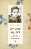 Bart van Es ,Vergeet-mij-niet