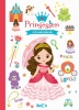 ,Vriendenboek Prinsessen