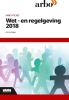 Jan  Popma,Arbo Pocket Wet- en regelgeving 2018