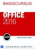 <b>Saskia  Jacobsen, Jolanda  Toet</b>,Basiscursus Office 2016