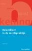 Jaap  Scholten P.R. de Geus,Balanslezen in de rechtspraktijk