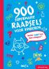 Greet  Bauweleers ,900 supermaffe raadsels voor kinderen