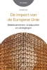 Hendrik  Vos ,De impact van de Europese Unie