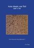 P.D.  Spies ,Serie Classicale Transcripties Acta classis van Tiel 1687-1710
