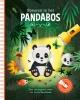 <b>Sandra C.  Hessels</b>,Speuren in het pandabos + kartonnen zaklamp