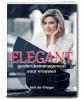 Riet de Vlieger,Elegant + werkboek