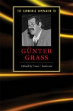 The Cambridge Companion to Gunter Grass