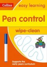 HarperCollins UK Pen Control Wipe-Clean Activity Book