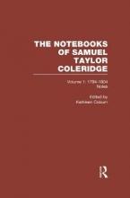 Kathleen Coburn Coleridge Notebooks V1 Notes