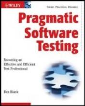 Black, Rex Pragmatic Software Testing
