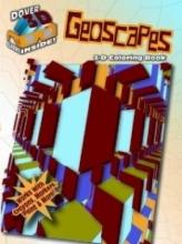 David Hop 3-D Coloring Book - Geoscapes
