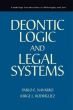 Jorge L Rodriguez, Pable E Navarro & Cambridge Introductions to Philosophy and Law