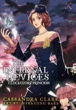 Clare, Cassandra The Infernal Devices 3