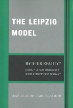 Garcia-Zamor, Jean-Claude The Leipzig Model