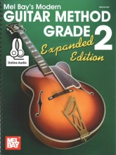 MEL BAY MODERN GUITAR METHOD GRADE 2